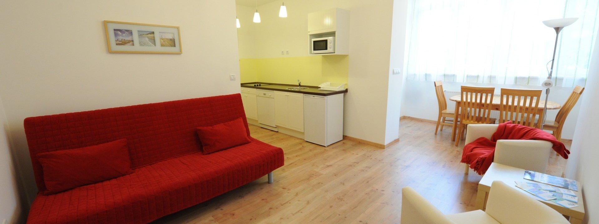 Keleti apartman