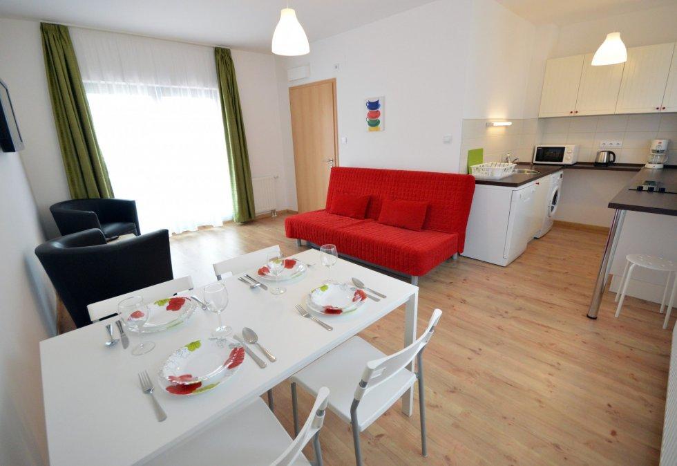 Király-Vasarely Apartment